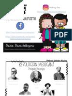 Recortable . Revolucion Mexicana