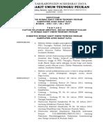 SK Daftar Tindakan Anestesia