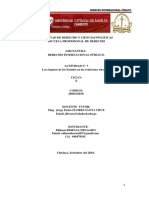 DERE INT PUBLICO ACT N° 7