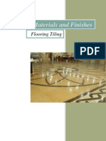 Interior Materials and Finishes