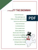 Frosty the Snowman-Lyric (2)PDF
