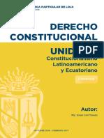 Derecho Constitucional Unidad 2