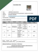Abhi Resume