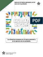 Derechos Humanos en El Marco Personal