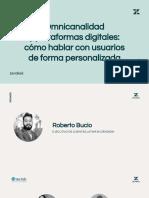 Zendesk | Teclab Webinar | Omnicanalidad y plataformas digitales