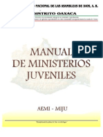 MANUAL Para El Ministerio de Jovenes