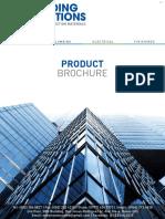 S&E Product Brochure