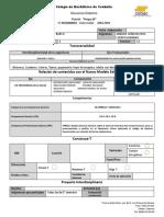 Secuencia analisis clinico