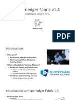 Hyperledger Fabric - Everything You Wanted to Know