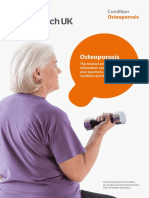 Osteoporosis Information Booklet