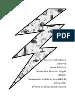 """Apuntes """"La Tercera Revolución Industrial"""""""
