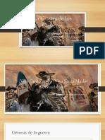 Unidad 3 La Guerra de los Cristeros - Diego Alejandro Herrera Rodríguez