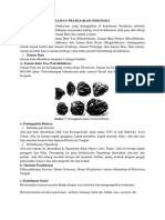 Zaman Prasejarah Indonesia