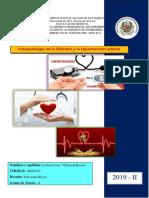 Fisiopatología de La Diabetes y La Hipertensión Arterial