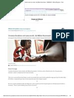'a Música Brasileira Está Uma Merda', Diz Milton Nascimento - 22-09-2019 - Mônica Bergamo - Folha