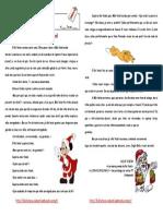Lista Mae Natal Cubo