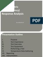 Dielectric Response Analysis JDerecho PRESMAT