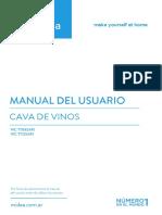 WC TT12SAR1 User Manual