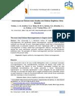 Artigo - Rearranjos de Claisen Mais Usados Em Síntese Orgânica