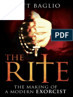 The Rite by Matt Baglio - Excerpt