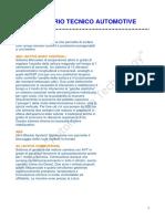 d.t.a. - Dizionario Tecnico Automotive