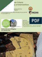 4 3 Menon Arun Repair Criteria Compatibility of Intervention