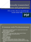 Sexually Transmitted Infections and Pregnancy