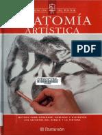 Anatomia Artistica Parramon