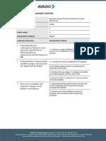 5CHR Assessment Brief (1)