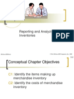 5 Reporting and Analyzing Inventories