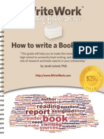 WriteWork How to Write a Book Report