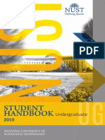 UG Handbook 2019