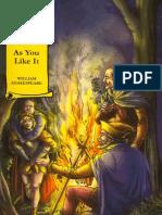 William Shakespeare-As You Like It (Saddleback's Illustrated Classics)-Saddleback Educational Publishing (2007).pdf