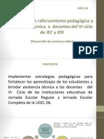 ESTRATEGIA DE INTERVENCION