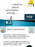 introductiontodescriptivewriting-110707130848-phpapp02