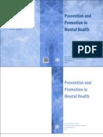 promotion and prevention og mental health care.pdf
