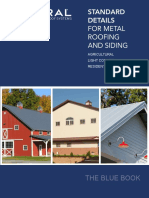 Standard Details for Roofing and Siding