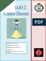 Control Discreto