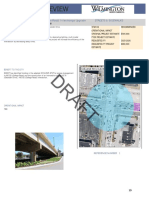 Requested & Unfunded Wilmington CIP projects