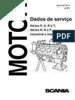 Motor PGR