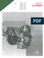 Deutz 513 Workshop Manual