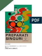 Dan I. Seracu - Preparati singuri v.0.1.docx
