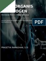 Mikroorganisme Patogen Penyebab Penyakit