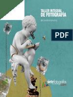Brochure Taller Integral - SieteFotógrafos