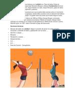 reglas de volibol