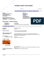 msds clopidogrel pfizer.pdf