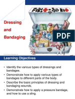 Bandaging and Dressing