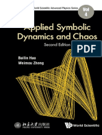 [Peking University-World Scientific Advance Physics Series Vol. 4] Hao, Bailin_ Zheng, Weimou - Applied Symbolic Dynamics and Chaos (2018, World Scientific)