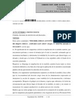 A-109-2018 Fischer Diego Agustín y Otros Amparo (l4915)(6826796) - Copia