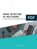 Dataiku Healthcare Fraud Detection Guide